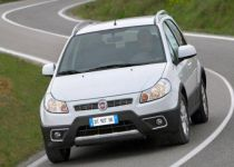 FIAT  Sedici 1.6 16V Dynamic 4x4 PLUS