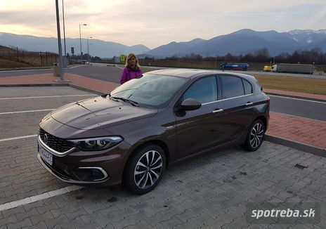 FIAT  Tipo 1.6 MultiJet Opening Edition Extra