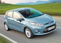 FORD Fiesta 1.25 Duratec 16V Trend [2009]
