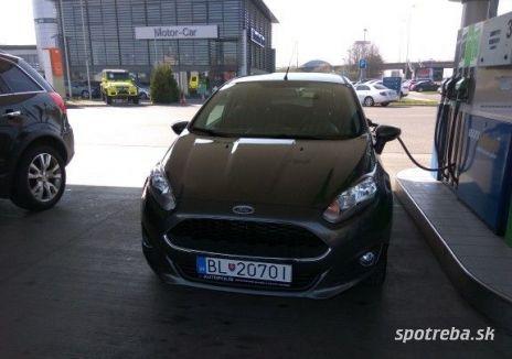 FORD Fiesta  1.25 Duratec Trend X - 60.00kW
