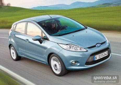 FORD Fiesta  1.4 TDCi Duratorq Trend - 50.00kW