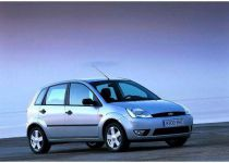 FORD Fiesta 1.4 TDCi Ghia A/T [2004]