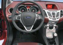 FORD Fiesta  1.6 Ti-VCT Duratec Sport Edition X