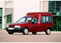FORD  Fiesta Courier 1.3 EFi