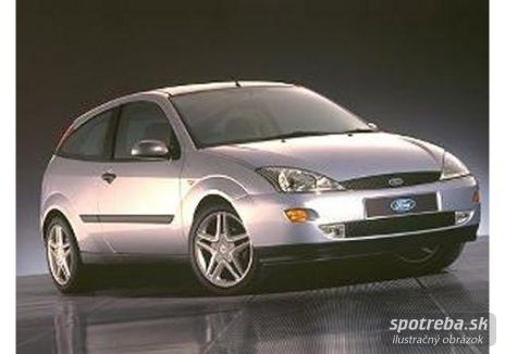 FORD Focus  1.6 16V Ambiente - 74kW