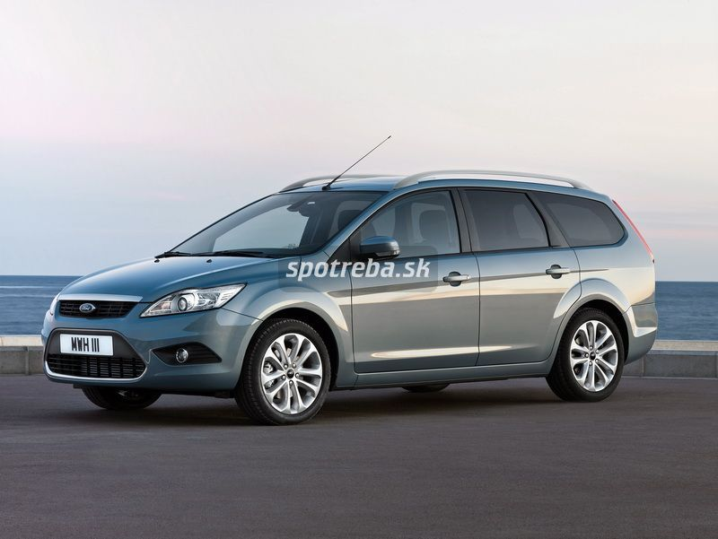 Ford Focus Kombi 1 6 Tdci Trend X Myfuelmanager Com
