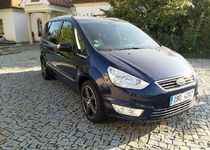 FORD Galaxy 1.9 TDi Ghia '04 PD - 96kW [2005]