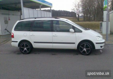 FORD  Galaxy 1.9 TDi Ghia PD