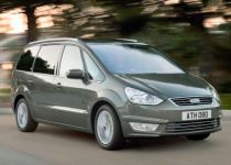 FORD  Galaxy 2.0 TDCi DPF PowerShift Titanium X