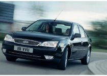FORD Mondeo 2.0 TDCi Ambiente A/T - 96.00kW [2005]