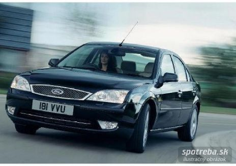 FORD Mondeo  2.2 TDCi Ghia - 114kW