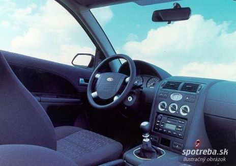 FORD Mondeo  kombi 1.8 Trend - 92.00kW