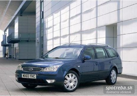 FORD Mondeo  kombi 2.0 TDCi Ambiente - 85.00kW