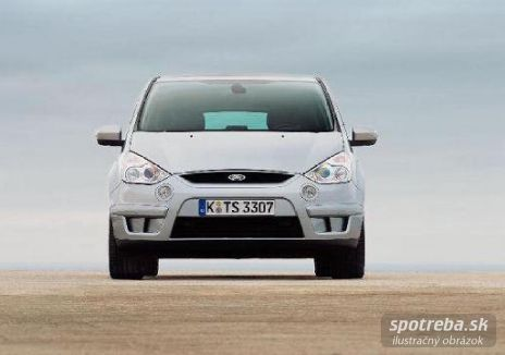 FORD S-MAX  1.8 TDCi Family X 7m - 92kW