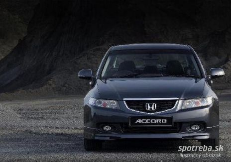 HONDA Accord  2.4 i-VTEC Executive koža