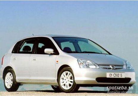 HONDA Civic  1.4 LS A/T - 66.00kW