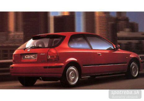 HONDA Civic  1.4i - 55.00kW