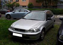 HONDA  Civic 1.4i S ABS A/C A/T