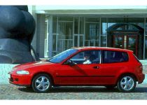 HONDA Civic  1.5 LSi - 66.00kW