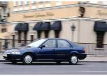 HONDA Civic  1.5 LSi A/T - 66.00kW
