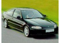 HONDA Civic 1.6i LS - 85.00kW [1997]