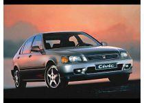 HONDA Civic  1.6i VTEC ES ABS A/C - 92.00kW