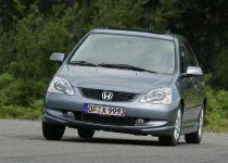 HONDA Civic  1.7 CTDi LS - 74.00kW