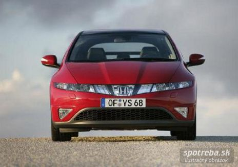 HONDA Civic  1.8 VTEC Sport - 103.00kW