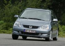 HONDA Civic  2.0 ES - 118.00kW