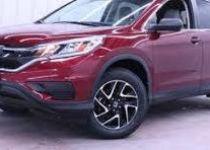 HONDA CR-V  1.6 i-DTEC Lifestyle 4WD A/T - 118kW