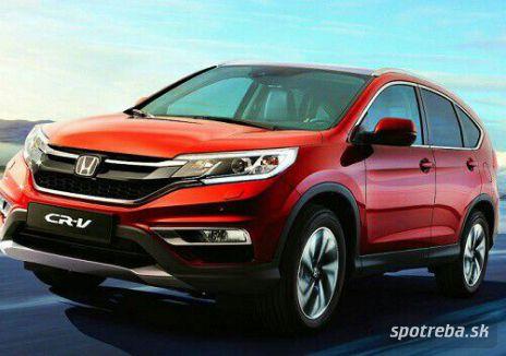 HONDA  CR-V 1.6 i-DTEC Lifestyle 4WD A/T
