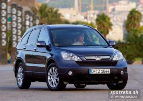 HONDA CR-V  2.0 Executive A/T - 110.00kW