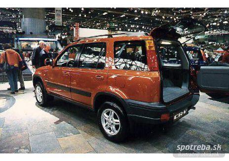HONDA CR-V 2.0i LS [2000]