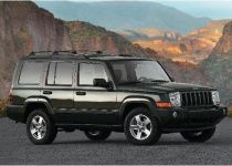 JEEP Commander  5.7 V8 Hemi Limited A/T - 240.00kW