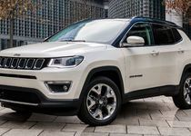 JEEP Compass  2.0L MJet 170 4WD Limited A/T - 125kW