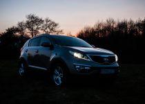 KIA  Sportage 2.0 CRDi 184k 4WD EX A/T