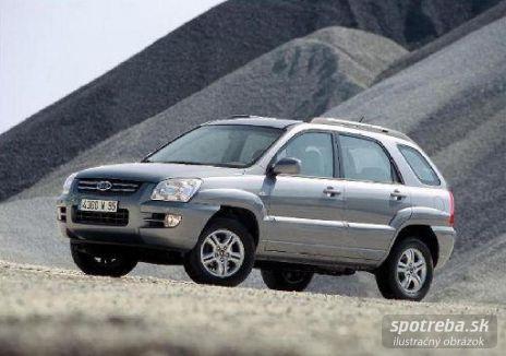KIA Sportage  2.0 CRDi VGT EX 4WD - 103.00kW