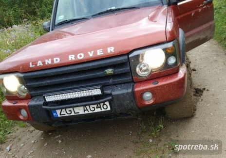 LAND ROVER Discovery  2.5 Td5 S A/T - 102.00kW