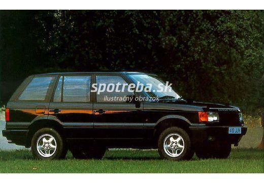 LAND ROVER Range Rover 2.5 DSE A/T - 100.00kW | spotreba.sk