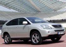 LEXUS RX  400h Luxury - 155.00kW