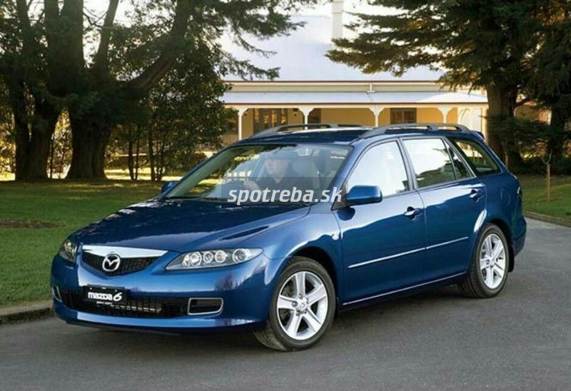 mazda 6 kombi 2 0 mzdr cd touring 105kw. Black Bedroom Furniture Sets. Home Design Ideas