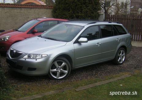 Mazda 6 Wagon 2.3i Sport 4WD
