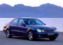 MERCEDES-BENZ E Class E 320 CDI Elegance A/T - 150.00kW [2002]