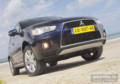 MITSUBISHI Outlander 2.0 CVT 4WD [2006]