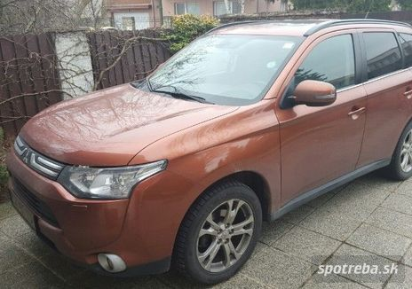 MITSUBISHI Outlander  2.2 DI-D AT Instyle+ - 110.00kW