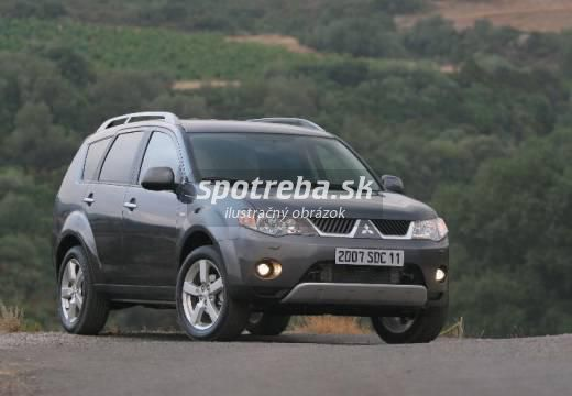 mitsubishi outlander 2.2 di-d instyle   myfuelmanager