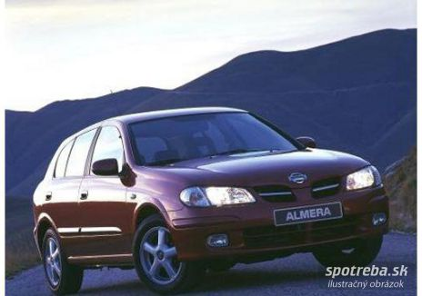 NISSAN  Almera 1.5 Invitation