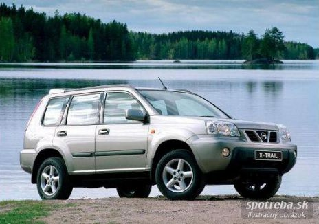NISSAN X-Trail 2.5 Luxury A/T [2003]