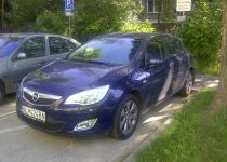 OPEL Astra  1.4 Turbo 120k Enjoy - 88.00kW