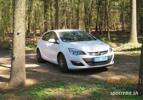 OPEL  Astra 1.6 Essentia/Selection A/T